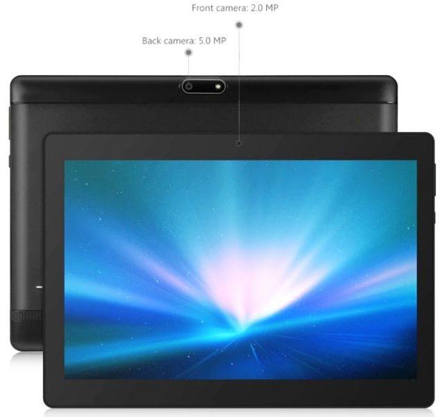 BDF KT107 Tablet Review Camera