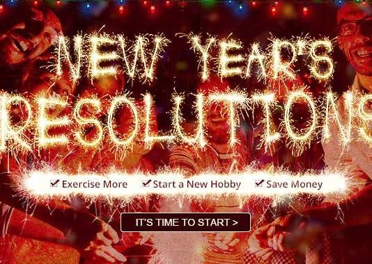 Gearbest promotion new years resolutions special
