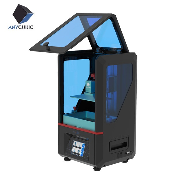Anycubic PHOTON Nozzle & Resin