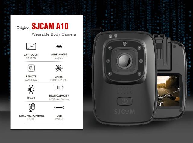 SJCAM A10 Chipset