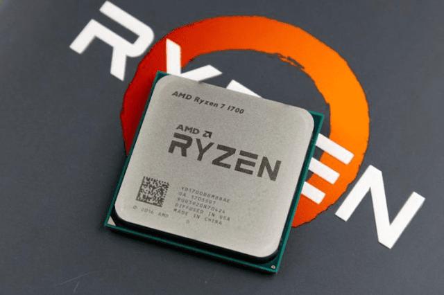 Ryzen 7 1700 Overview
