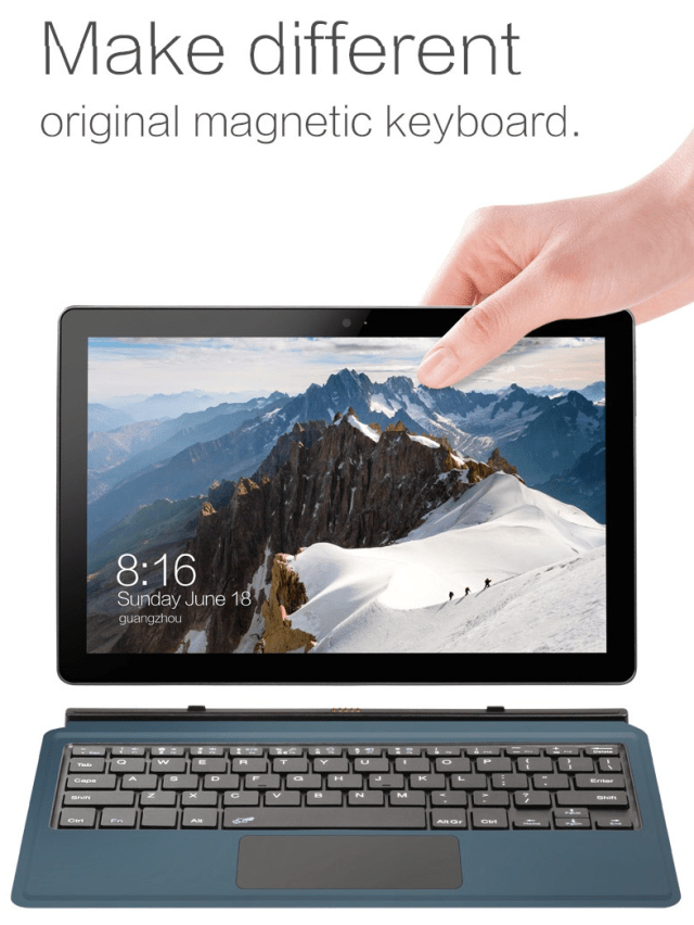 VOYO VBOOK I7 Keyboard