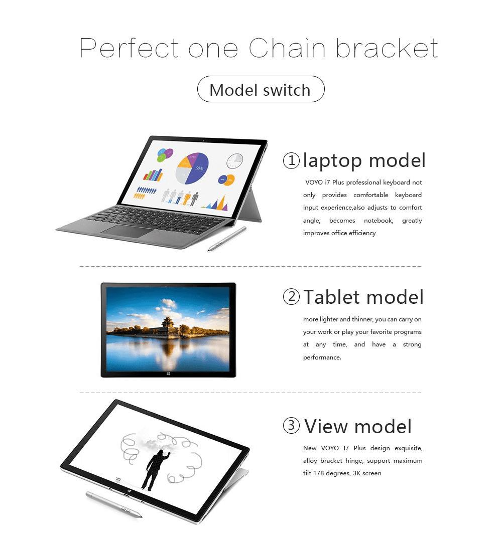 Voyo Vbook i3 Multipurpose
