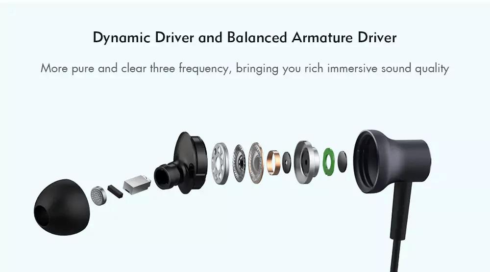 Xiaomi LYXQEJ01JY Bluetooth Earphones dynamic Balance