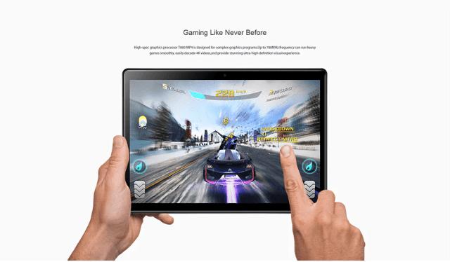 Chuwi Hi 9 Air 4G Tablet PC GPU