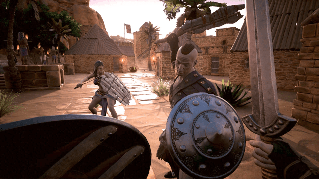 Conan exiles best weapon Gold Disc