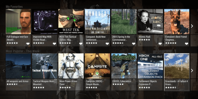 How to mod fallout 4 Choose and download mods