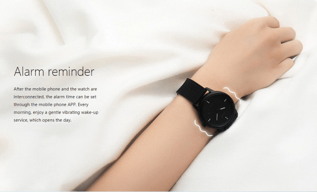 Lenovo Watch 9 Wristband Alarm