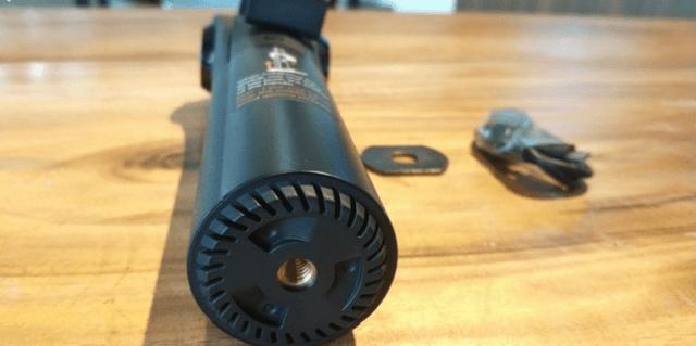 Pinlo M1C Camera Stabiliser Design