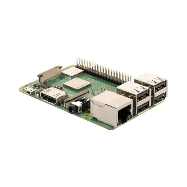 Raspberry Pi 3 Model B + Review Side