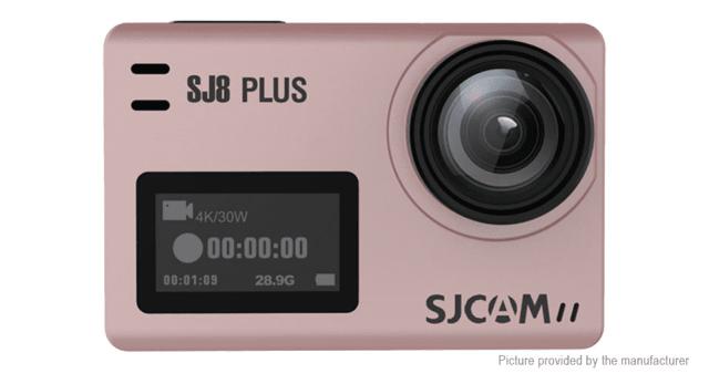 SJCAM SJ8 Plus look