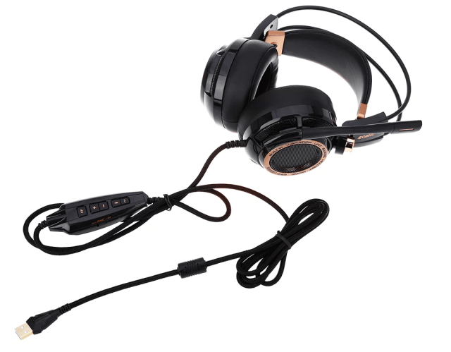 SOMIC G941 USB GAMING HEADSET Verdict