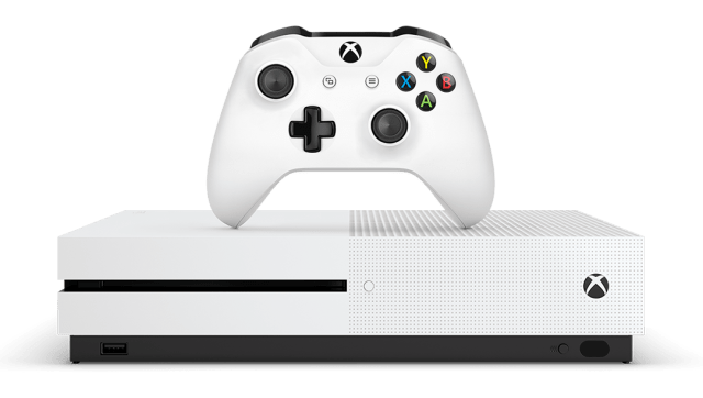 Xbox One S vs PS 4 Pro Xbox One S