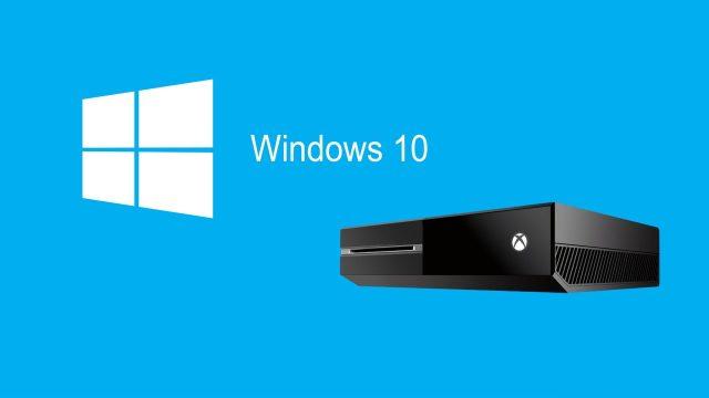 Xbox one on Windows 10