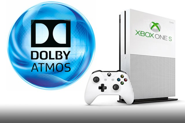 Xbox One with Dolby Atmos