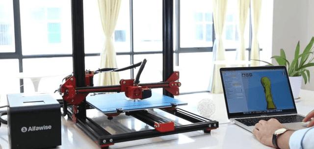 Alfawise U 20 Large Scale DIY 3D Printer Benefits