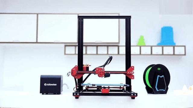 Alfawise U 20 Large Scale DIY 3D Printer Conclusion
