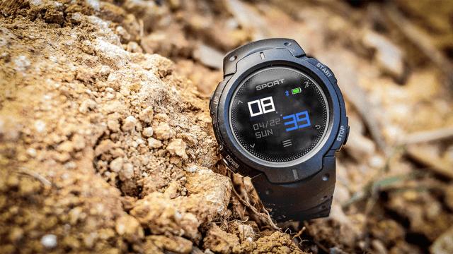 DTNO.I F13 Smart Watch Designing
