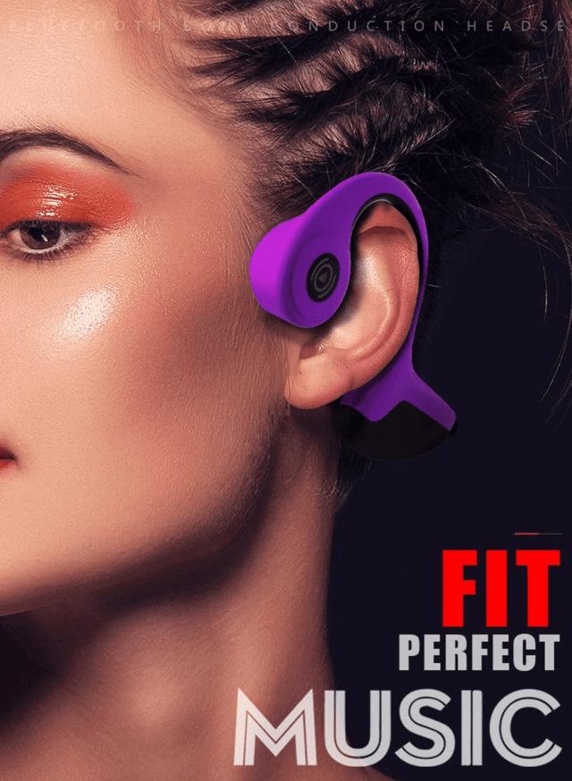 Ten Fifteen Z8 Bluetooth Earphone Fitting