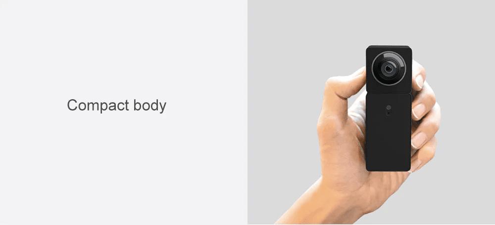 Xiaomi xiaofang Panoramic Camera Design