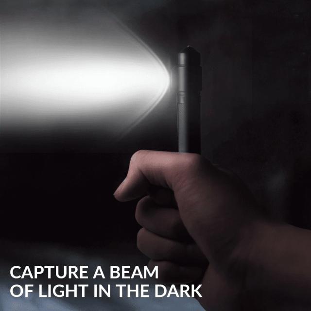 Zanflare F10 Tactical Flashlight Pen Flash Light
