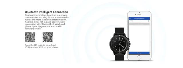 Zeblaze VIBE LITE Smart Watch Bluetooth
