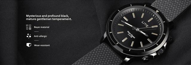 Zeblaze VIBE LITE Smart Watch Design