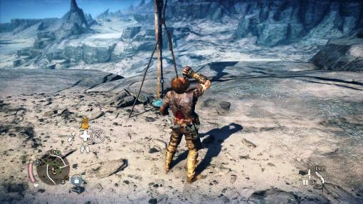 Surviving The Wastelands in Mad Max