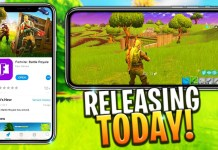 Fortnite Mobile Android Release