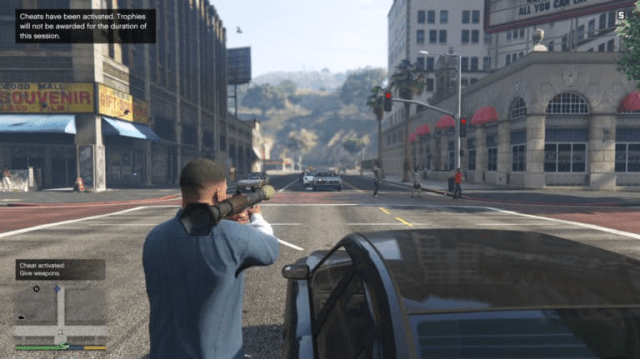 Gta V Cheat Code Conclusion