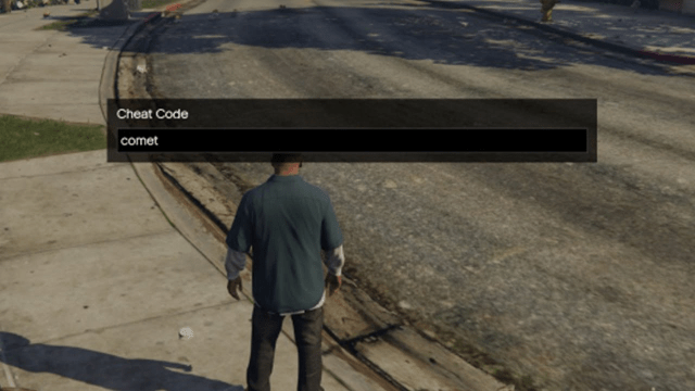 Gta V Cheat Code For PC