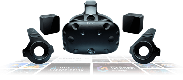Htc Vive vs Oculus Rift Intro HTC Vive