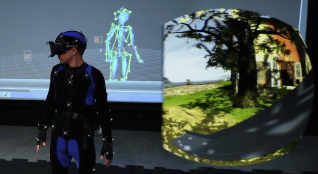 Htc Vive vs Oculus Rift Oculus Rift Immersion