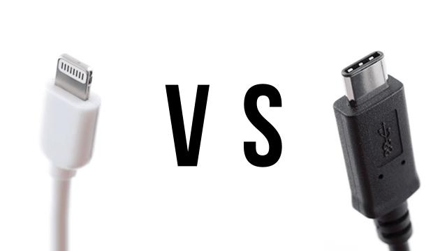 USB C vs Lightning Conclusion