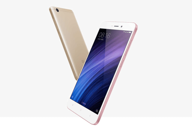 Xiaomi Redmi 4A Review Look