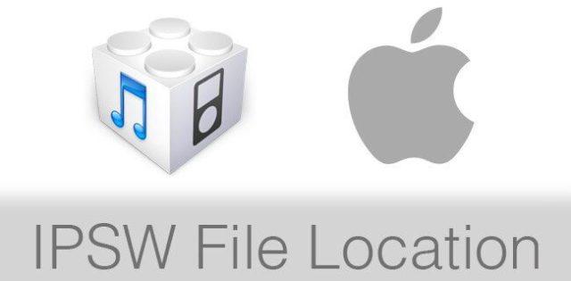 Delete.IPSW File manually