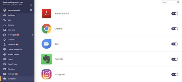 Monitor WhatsApp, Snap chat, Facebook & other Social Media Apps' Messages, Photos, Videos