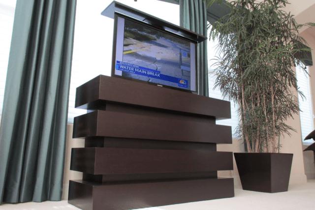 Build A TV Lift Cabinet