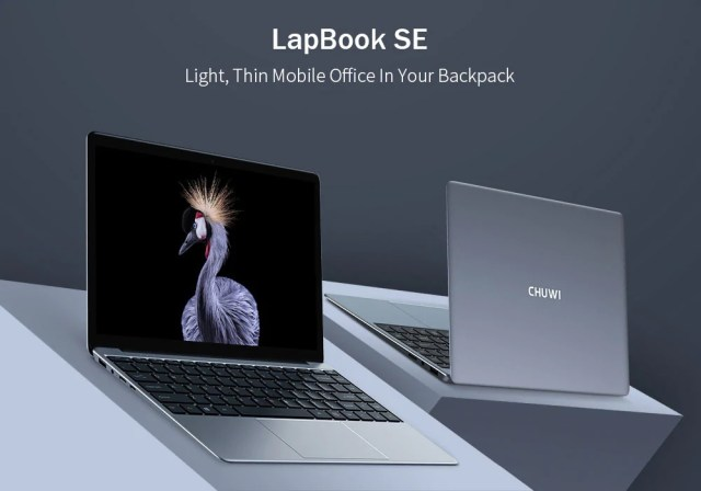 Chuwi Lapbook SE Inro