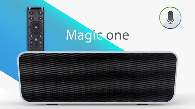 SCISHION Magic One Soundbar Intro
