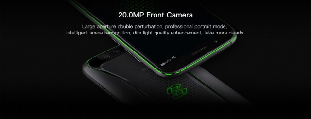 Xiaomi Black Shark SKR H0 Camera