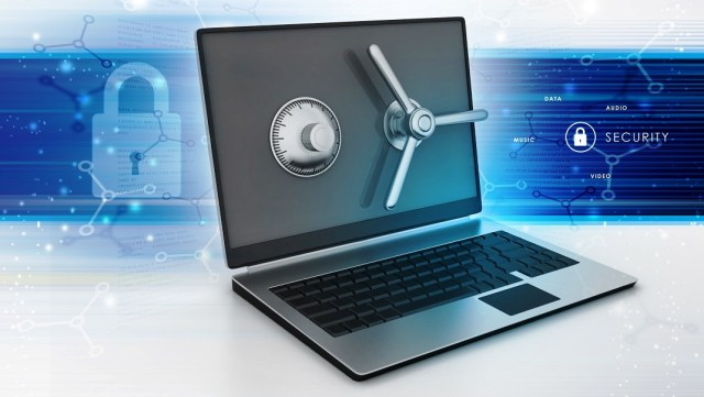 laptops data Security