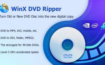 WinX DVD Ripper