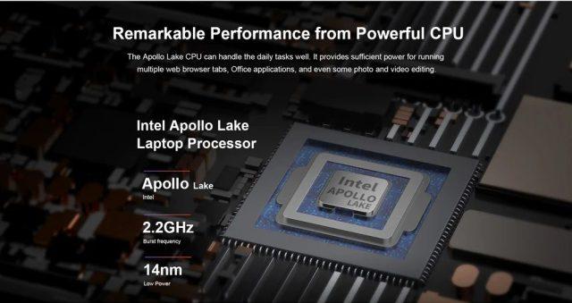 Teclast F6: Performance & Hardware Configuration