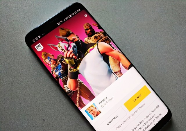 Download Fortnite for Android