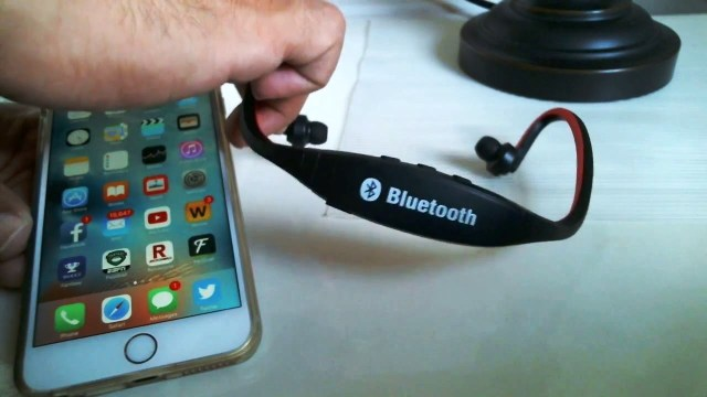 How to Pair Any Bluetooth Headphones to iPhone