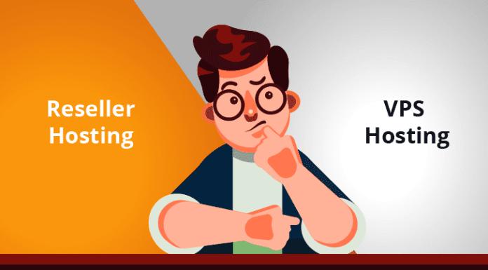 Reseller Hosting vs VPS Hosting
