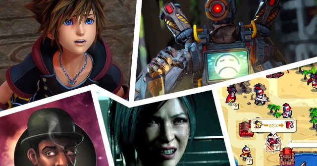 Best video games 2019