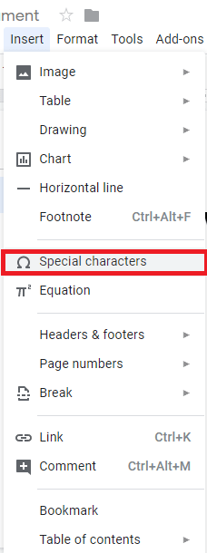 Superscript How to Superscript in Google Docs
