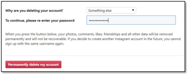 Few Things you should Know before Deleting your Account